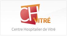 Logo CH Vitré