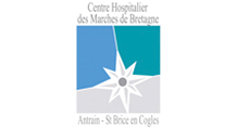Logo CH Antrain