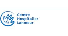 Logo CH Lanmeur