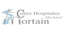 Logo CH Mortain