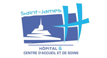Logo Saint James Hôpital